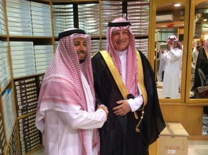 Paul & Abdullah